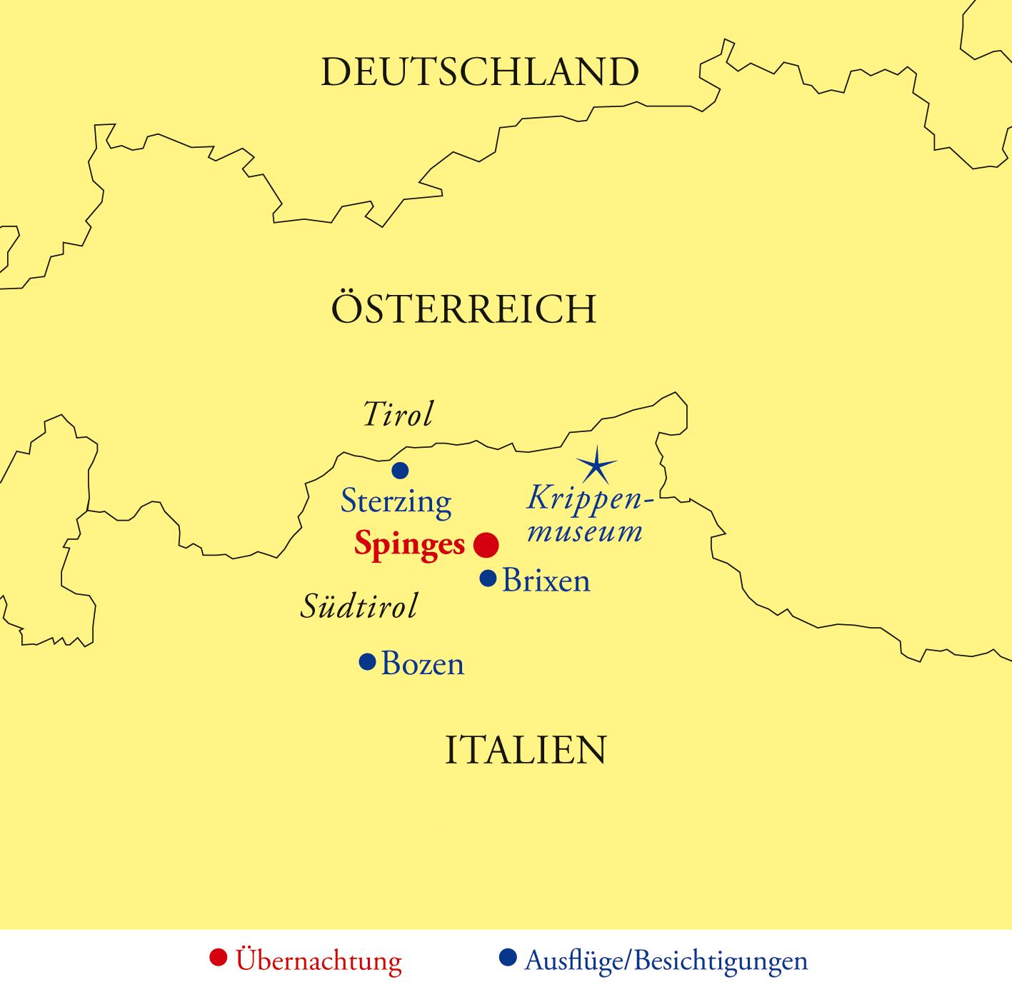 Sudtirol Karte Osterreich Italien.Sudtirol